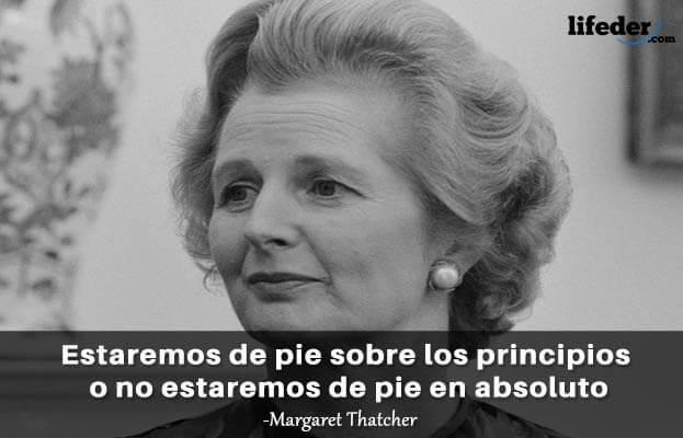 As 90 melhores frases de Margaret Thatcher 11