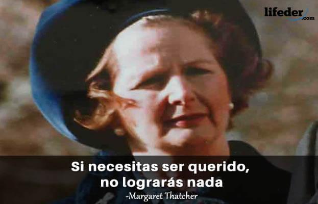 As 90 melhores frases de Margaret Thatcher 12