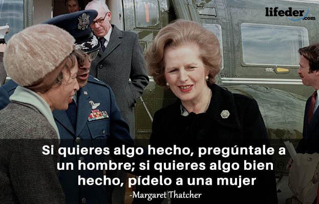 As 90 melhores frases de Margaret Thatcher 13