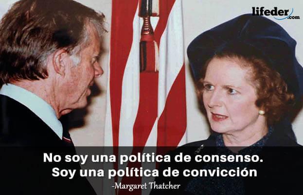 As 90 melhores frases de Margaret Thatcher 17