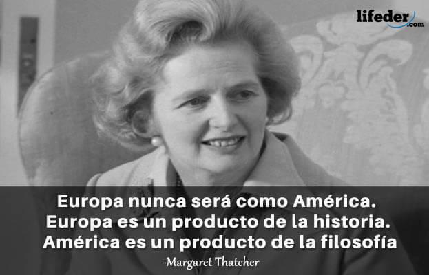 As 90 melhores frases de Margaret Thatcher 18