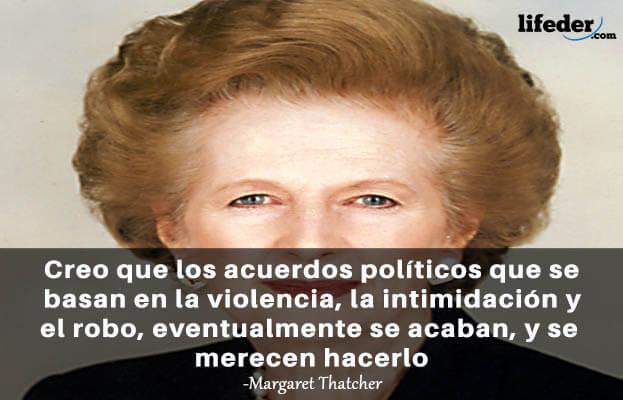 As 90 melhores frases de Margaret Thatcher 19