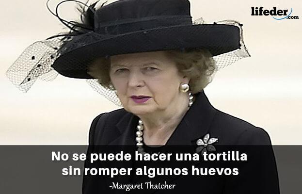 As 90 melhores frases de Margaret Thatcher 2