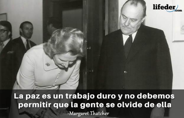 As 90 melhores frases de Margaret Thatcher 6