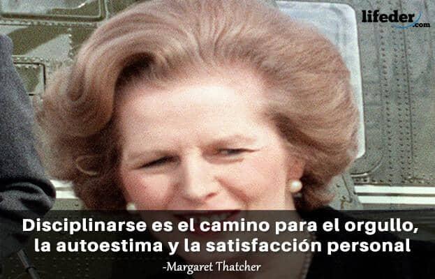 As 90 melhores frases de Margaret Thatcher 8