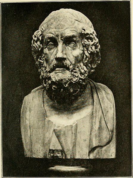 Homer: biografia, obras 7