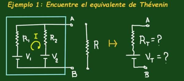 Teorema de Thévenin: o que é, aplicações e exemplos 2