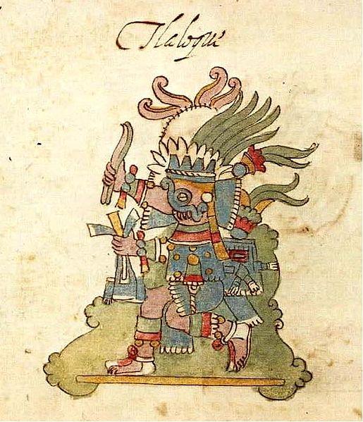 Os 67 deuses astecas mais importantes e seu significado 12
