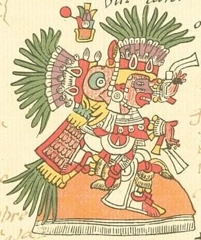 Os 67 deuses astecas mais importantes e seu significado 15