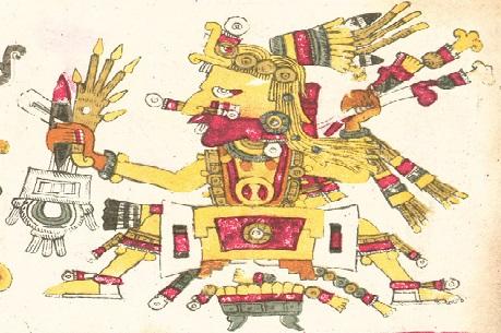 Os 30 deuses toltecas mais importantes 27