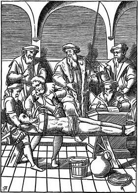 13 Instrumentos e Métodos de Tortura da Santa Inquisição 13