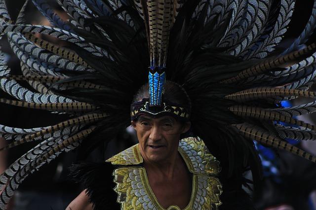 As 7 tradições e costumes mais destacados dos astecas 11