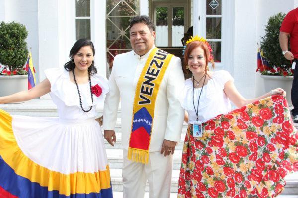Trajes típicos da Venezuela (por regiões) 1