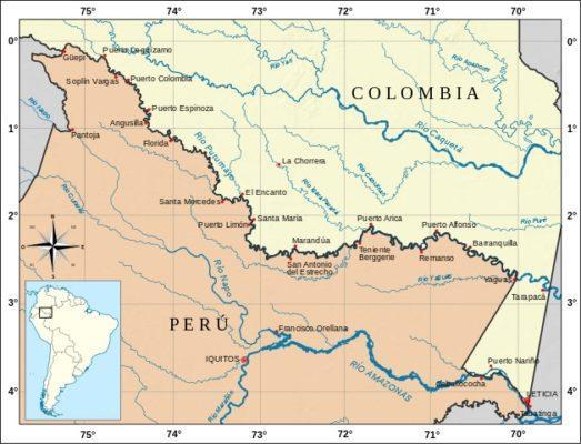 Tratado Salomão-Lozano: características e consequências 1