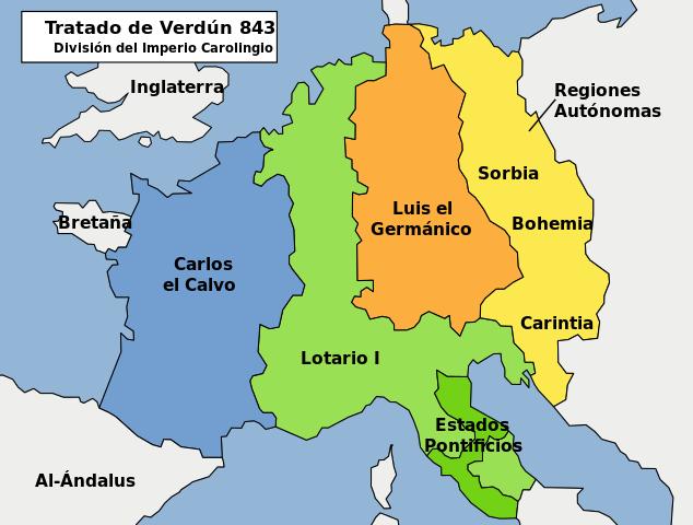 Tratado de Verdun: Antecedentes, Causas e Consequências 1