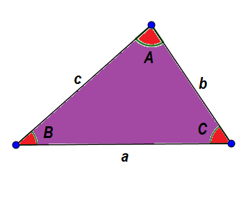 Triângulo agudo: características e tipos 2