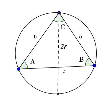 Triângulo agudo: características e tipos 3