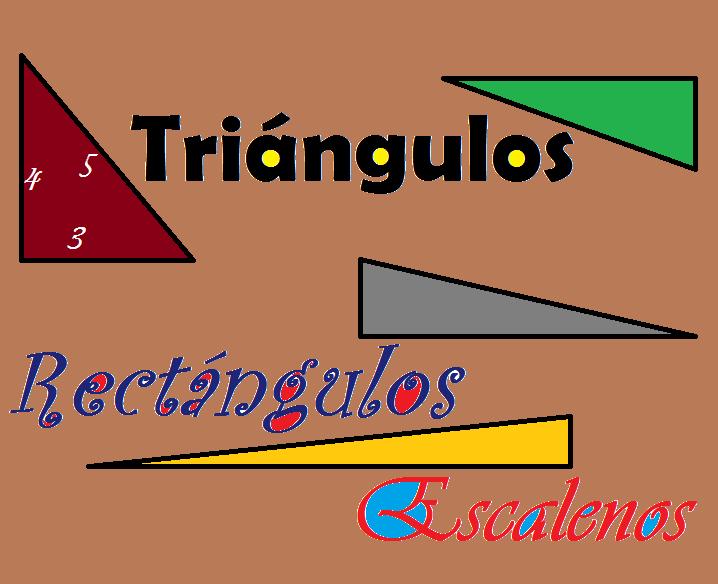 Existem triângulos escalenos com um ângulo reto? 1
