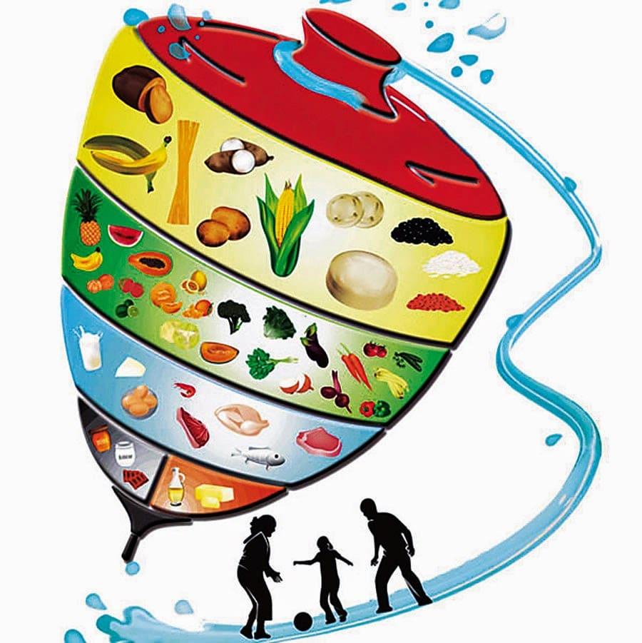 O Corno de Alimentos e seus Grupos 1