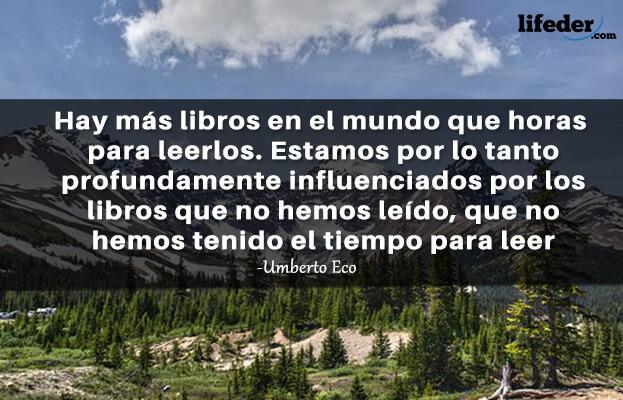 As 100 melhores frases de Umberto Eco 9