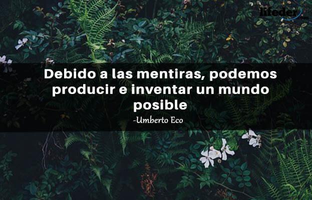 As 100 melhores frases de Umberto Eco 13