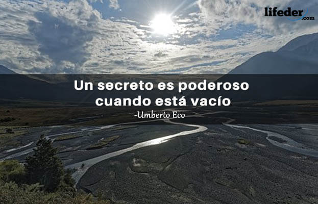 As 100 melhores frases de Umberto Eco 18