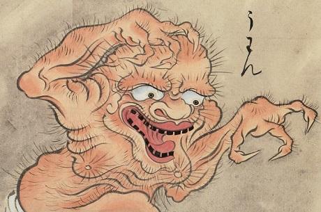 Os 19 demônios japoneses mais perigosos e seu significado 6
