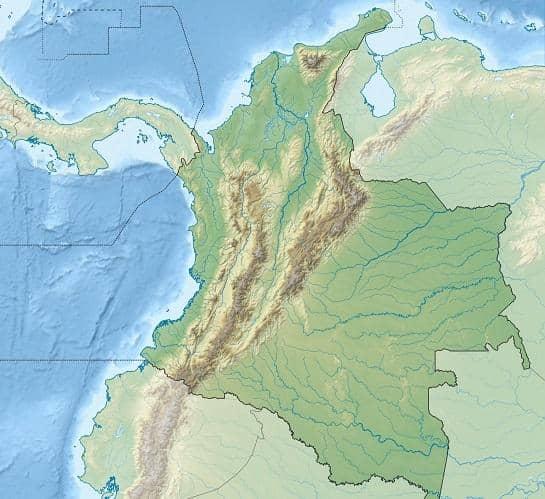 6 Vantagens da posição geográfica da Colômbia 1