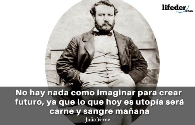 As 100 melhores frases de Jules Verne 1