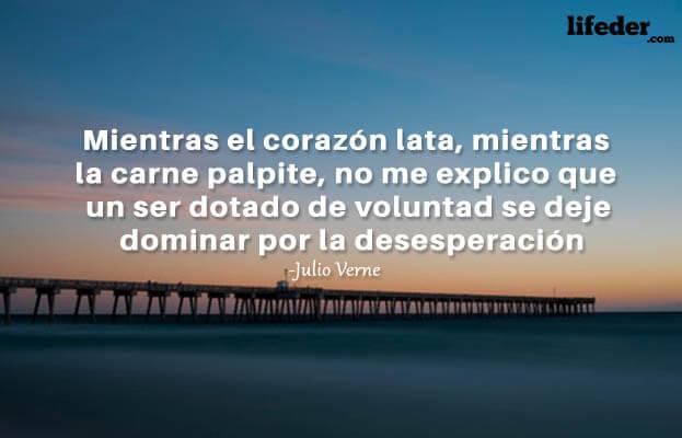 As 100 melhores frases de Jules Verne 13