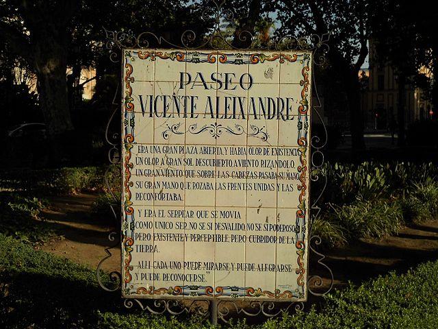Vicente Aleixandre: biografia, estilo e obras completas 2
