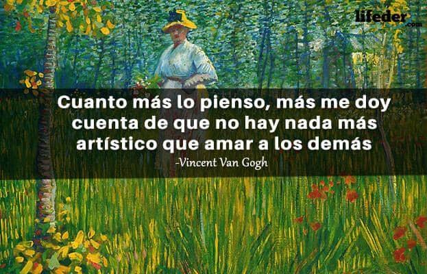 As 65 melhores frases de Vincent van Gogh [com imagens] 16