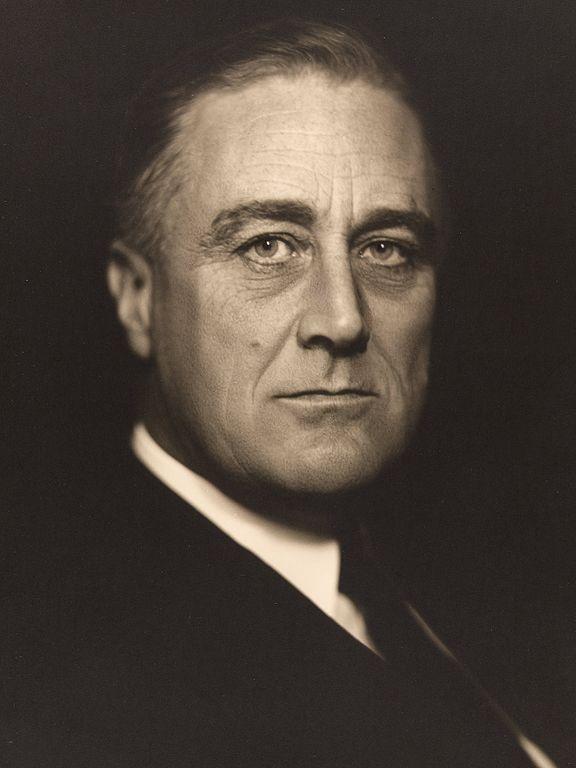 Franklin D. Roosevelt: biografia, presidência e fatos 9