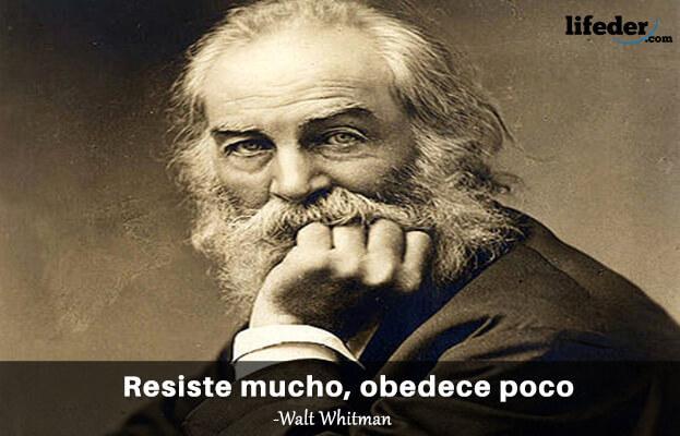 As 37 melhores frases de Walt Whitman 2
