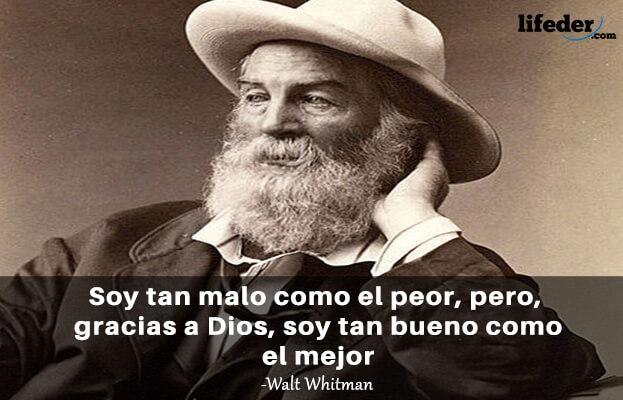 As 37 melhores frases de Walt Whitman 3