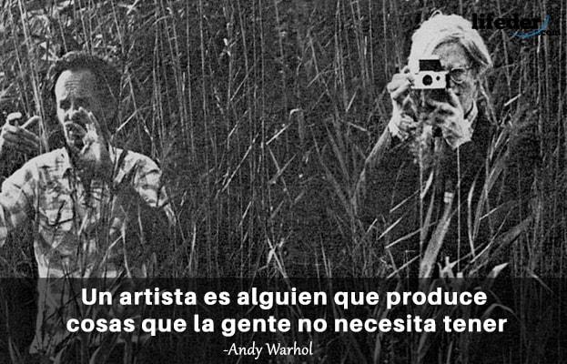 As 100 melhores frases de Andy Warhol [com imagens] 3