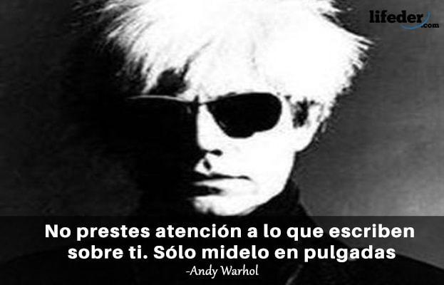 As 100 melhores frases de Andy Warhol [com imagens] 19