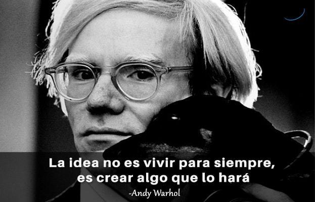As 100 melhores frases de Andy Warhol [com imagens] 9