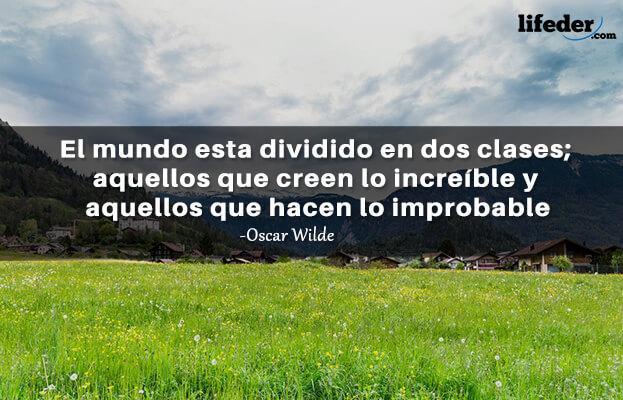 As 100 melhores frases de Oscar Wilde 14