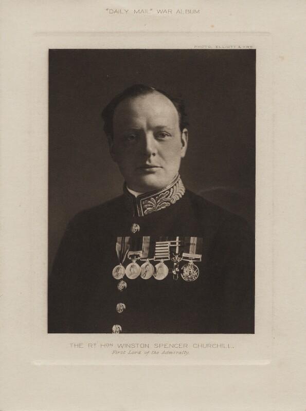 Winston Churchill: biografia, governo e obras publicadas 5
