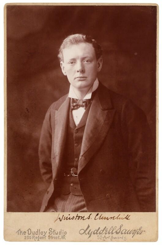 Winston Churchill: biografia, governo e obras publicadas 4