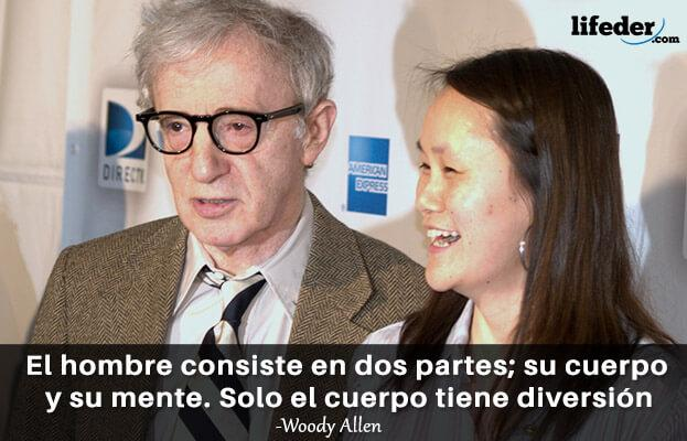 As 100 melhores citações de Woody Allen 14