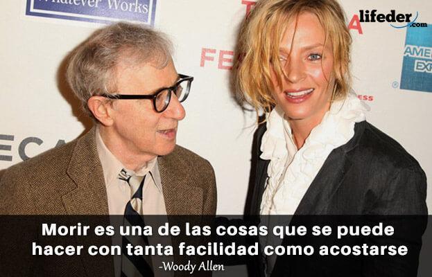 As 100 melhores citações de Woody Allen 19