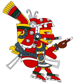 Os 67 deuses astecas mais importantes e seu significado 14