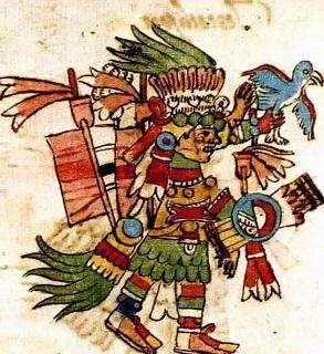 Os 30 deuses toltecas mais importantes 11
