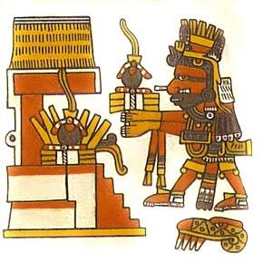 Os 67 deuses astecas mais importantes e seu significado 18