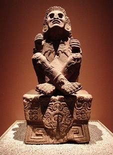 Os 67 deuses astecas mais importantes e seu significado 8