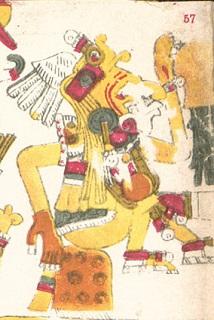 Os 30 deuses toltecas mais importantes 15