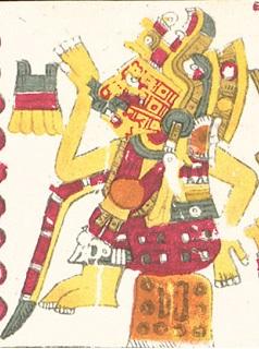 Os 30 deuses toltecas mais importantes 7