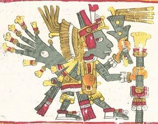 Os 67 deuses astecas mais importantes e seu significado 5